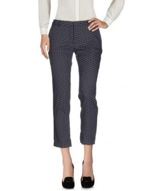 Повседневные брюки TRĒS CHIC S.A.R.T.O.R.I.A.L. Цвет: грифельно-синий
