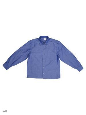 Рубашка Аэлита. Цвет: фиолетовый