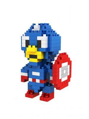 Конструктор Капитан Мститель Loz. Цвет: синий