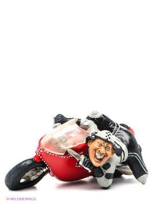 Фигурка Мотоцикл Le Mans Bike The Comical World of Stratford. Цвет: красный, черный, серый