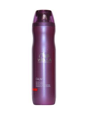 Wella Balance Line Шампунь для чувствительной кожи головы 250 мл Professional. Цвет: прозрачный