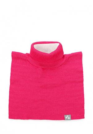 Шарф Huppa. Цвет: розовый