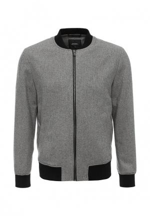 Куртка Burton Menswear London. Цвет: серый