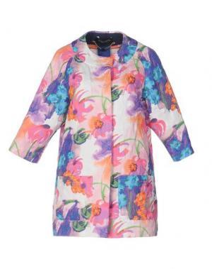 Легкое пальто NORA BARTH. Цвет: светло-фиолетовый