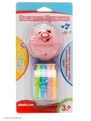 Развивающая игрушка Kiddieland. Цвет: розовый, голубой