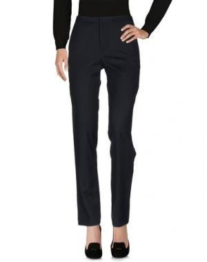 Повседневные брюки MASSCOB. Цвет: стальной серый