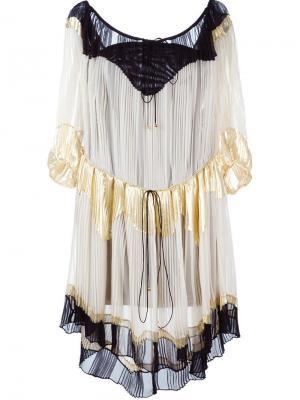 Платье Carola Maria Lucia Hohan. Цвет: чёрный