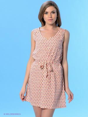 Платье Emoi by Emonite. Цвет: оранжевый