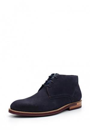 Ботинки Ted Baker London. Цвет: синий