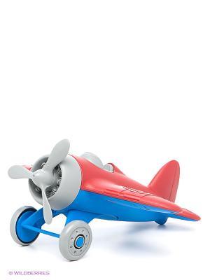 Игрушка Самолет Green Toys. Цвет: красный, синий
