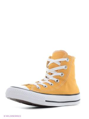 Кеды Converse. Цвет: лиловый