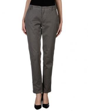 Повседневные брюки ROMANO RIDOLFI. Цвет: свинцово-серый