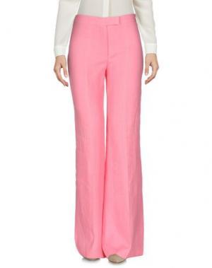 Повседневные брюки BOULE DE NEIGE. Цвет: розовый