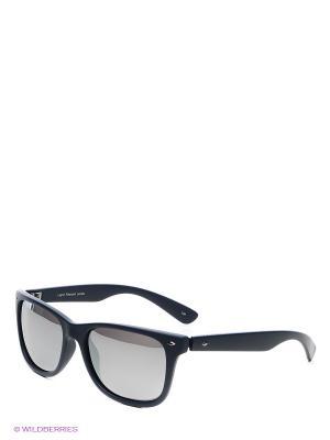 Солнцезащитные очки Legna. Цвет: темно-синий