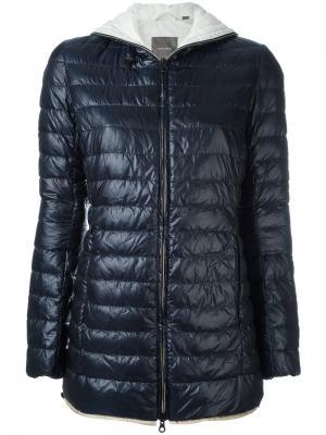 Куртка Aingeal Duvetica. Цвет: синий