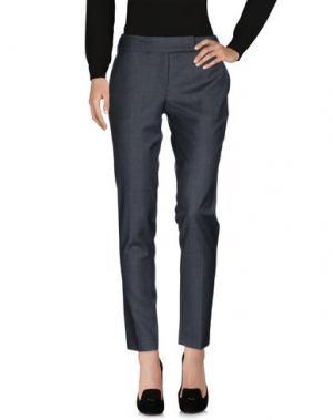Повседневные брюки INTROPIA. Цвет: свинцово-серый