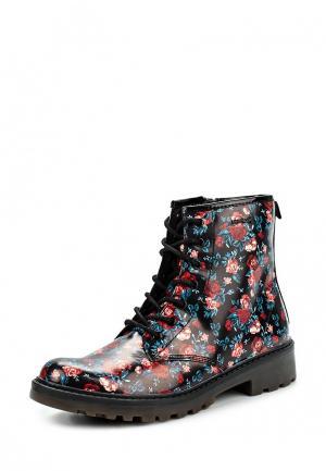 Ботинки Geox. Цвет: разноцветный