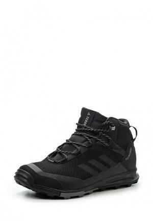 Ботинки трекинговые adidas. Цвет: черный