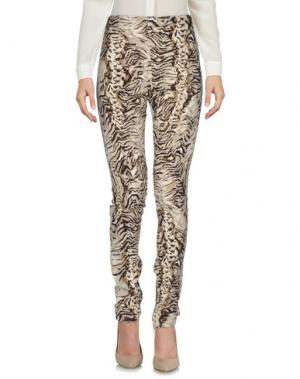 Повседневные брюки EMANUEL UNGARO. Цвет: бежевый