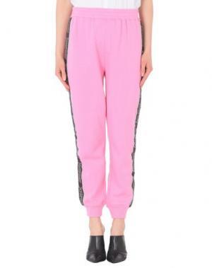 Повседневные брюки SAMSØE Φ. Цвет: розовый