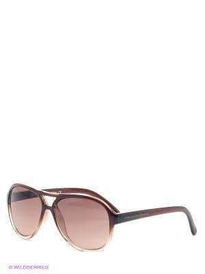 Солнцезащитные очки BB 565 R3 United Colors of Benetton. Цвет: коричневый