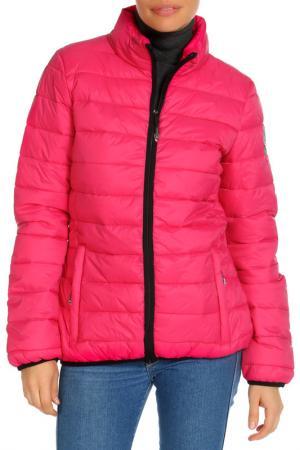 Куртка Geographical norway. Цвет: розовый