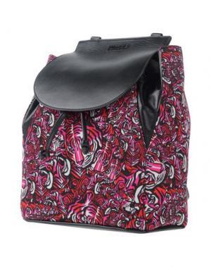 Рюкзаки и сумки на пояс JUST CAVALLI. Цвет: фуксия