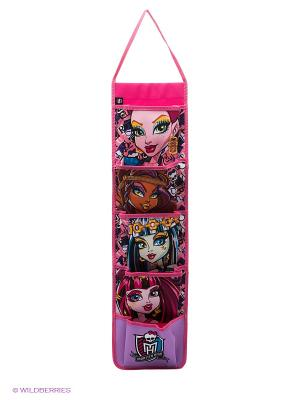 Органайзер Monster High Centrum. Цвет: розовый, сиреневый