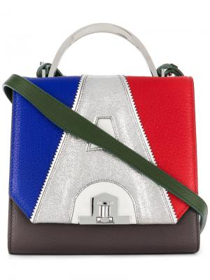 Parisian tote The Volon. Цвет: многоцветный