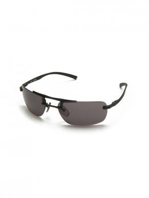 Солнцезащитные очки ZERORH+. Цвет: черный