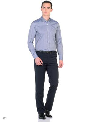 Рубашка BIRIZ. Цвет: серый