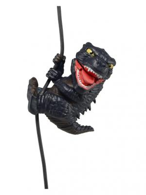 Фигурка Scalers Mini Figures 2 Wave 3 - Godzilla (Characters) (10702020/070715/0020986/1, КИТАЙ) Neca. Цвет: черный