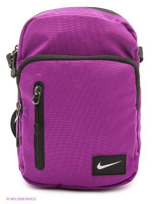 Сумка CORE SMALL ITEMS II Nike. Цвет: фиолетовый