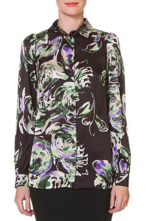 Блузка SWEETME TM. Цвет: зеленый