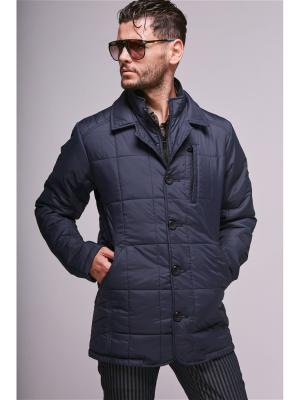 Куртка Nikolom. Цвет: синий