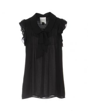 Pубашка EDWARD ACHOUR. Цвет: черный