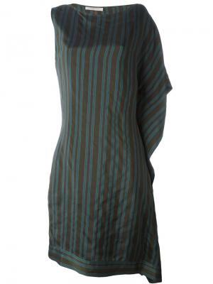 Платье 161 Drey A.F.Vandevorst. Цвет: зелёный