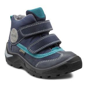Ботинки ECCO. Цвет: синий