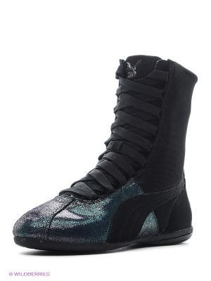 Ботинки Eskiva Hi Deep Summer Wn s Puma. Цвет: черный