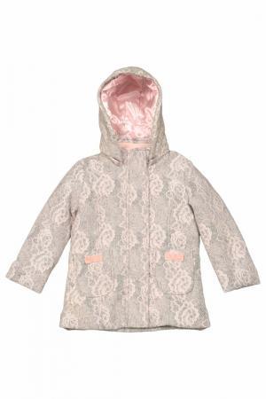 Пальто STEFANIA. Цвет: розовый