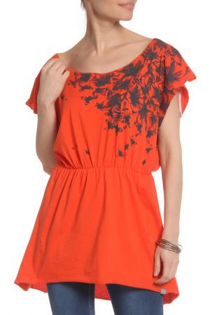 Туника BRUNOTTI. Цвет: 0228 оранжевый