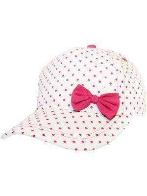Бейсболки YO!. Цвет: розовый, белый