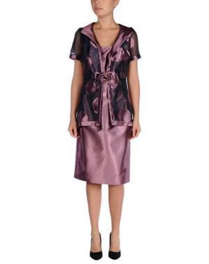 Комплект CAILAN'D. Цвет: темно-фиолетовый