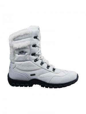 Ботинки Lico. Цвет: белый, серый