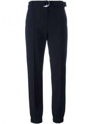 Укороченные брюки Kenzo. Цвет: синий