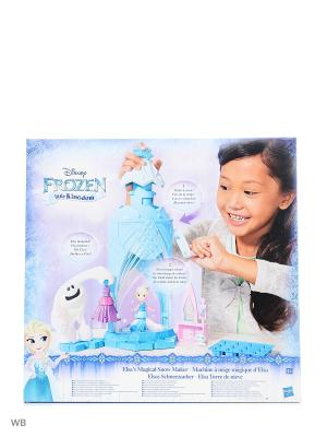 Замок Эльзы сделай волшебный снег Disney Princess. Цвет: зеленый