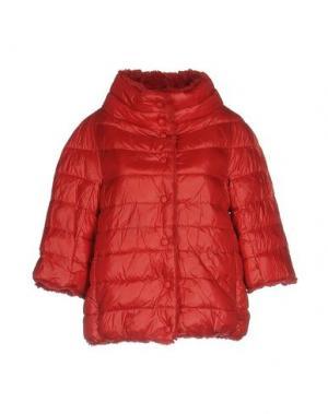 Куртка BINI Como. Цвет: красный
