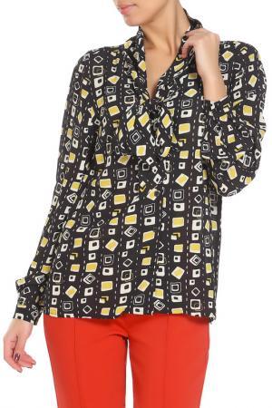 Рубашка BGN. Цвет: черный