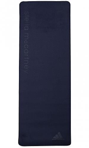 Коврик для йоги adidas by Stella McCartney. Цвет: синий