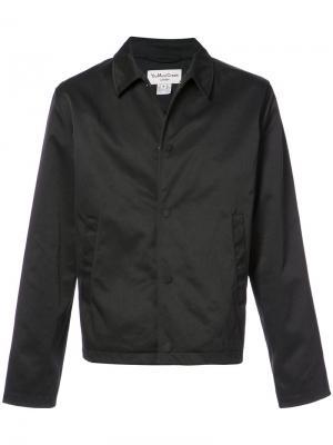 Куртка Freestyle YMC. Цвет: чёрный